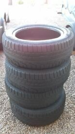 Winter Tyres 17 inch