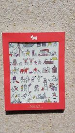 "Radley i-Pad tablet (compatible with 3 & 4) entitled ""Beside the Seaside"""
