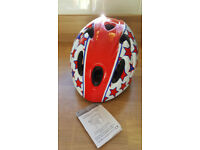 Toddler / child bike helmet 44-50 cms