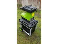 GARDEN SHREDDER (FLORA BEST) FLH 2500/6