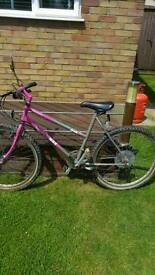 MBK mountain bike