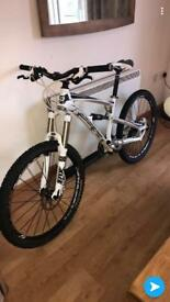 Lapierre full suspension mountain bike