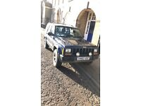 Jeep Cherokee td limited edition leathers spares/repair