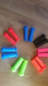 Brand new handle grips suitable for mini and maxi scooters