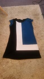 ladies dress size 18 by peacocks ......docking pe31