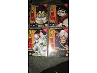 New sealed dragonball z season dvds