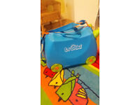 trunki ride on kids suitcase