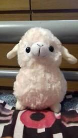 Adorable Llama Plushie
