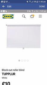 BRAND NEW WHITE IKEA BLACKOUT BLIND