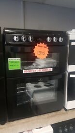 Brand New NewWorld NW601DFDOL 60cm Double Oven Dual Fuel Cooker with WARRANTY