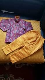 Boys kurti pyjama/salwar £5 each