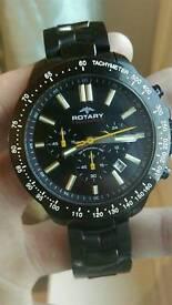 Rotary Aquaspeed Watch