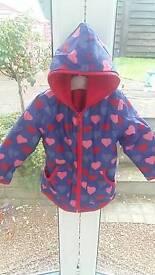 2 - 3 girls coat