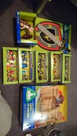 ELC Castle of courage, figures, full set boxed