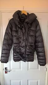 Genuine Wellensteyn Carming Womens Black Winter Jacket