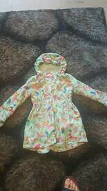 Girls olilly coat age 5