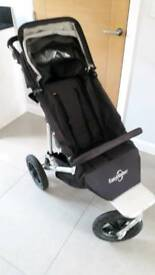 Easywalker Sky buggy with cot