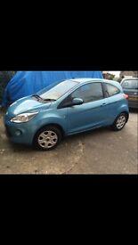 New style Ford ka 09