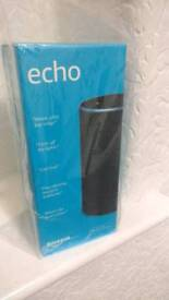 Amazon Echo 2nd generation black brand new boxed with warranty