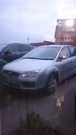 Ford focus 57 low mileage