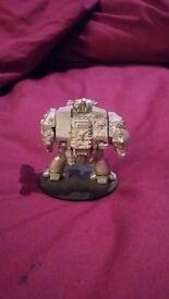 Warhammer 40K Space Wolves Dreadnought