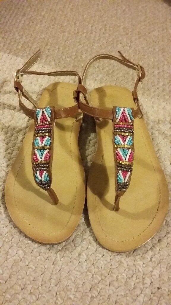 UK Size 2 Deichmann Graceland Women's Sandals