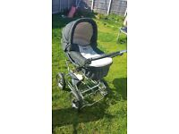 Babystyle lux collection pram