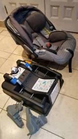 Car seat, stage 1, Mamas & Papas