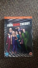 Big bang theory sixth season
