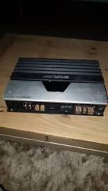 Alpine MRD-M500 amp