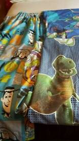 Toy Story duvet covers & curtains