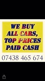 07438465674 WE BUY ANY CAR IN ANY CONDITION CAR, VAN, JEEP4x4 & CARAVAN 100- 20.000£ C nu gg