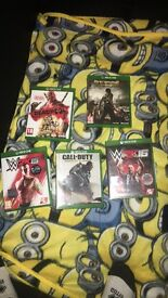 Various Xbox one games all good working order