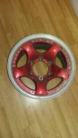 Alloy Wheel For hi Lux Surf