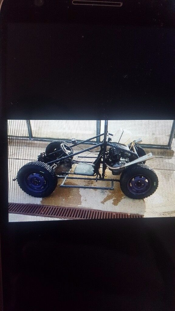 Off road 250 Honda engine Buggy.