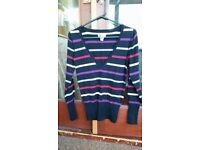 Striped Cardigan Barely Worn - Price Negotiable