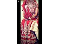 Wedding Lengha worn for few hours only