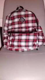 Girls backpack new with tags (from Claires)