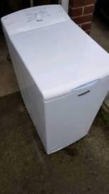 Washing machine top loader