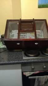Pigeon transport box