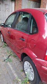 Citroen C3 In excellent condition. Very low sale price