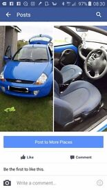 Cheap sale ford ka