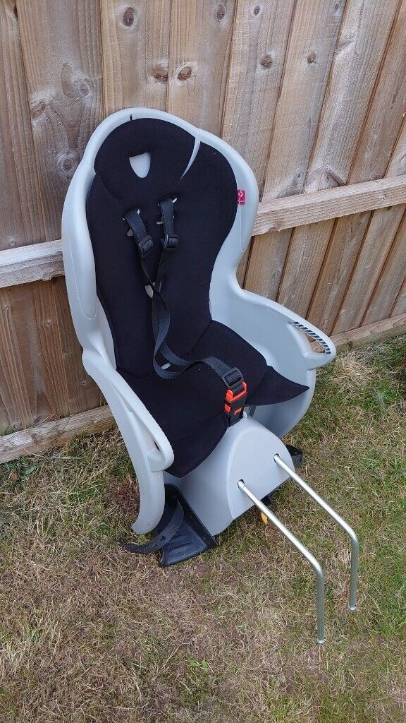Picture of: Child Bike Seat Rear Carrying Bike Seat For Kids Halfords Hamax In Emersons Green Bristol Gumtree
