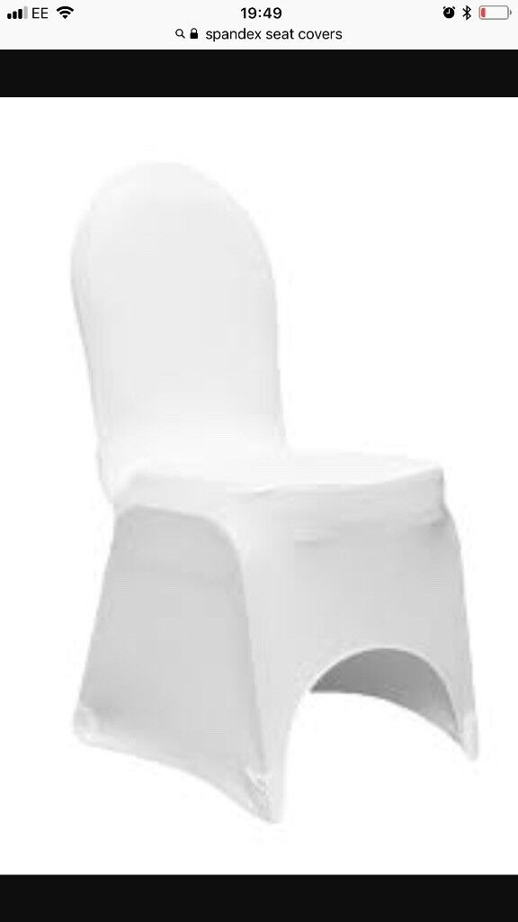 Spandex seat covers for occasions