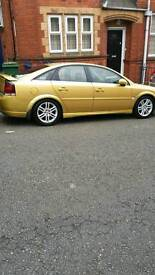 Vectra c 1.8 sri imrscher kit low milage mot tax insured