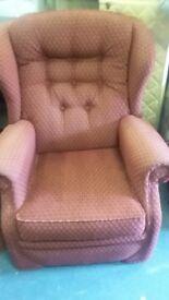 Armchair for sale.