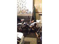 50cc dirt bike £120 ONO