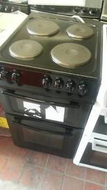 Swsn black electruc cooker used once ckean