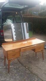 """Alfred Cox"" retro dressing table"