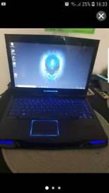 Alienware Laptops i7 16gig ram